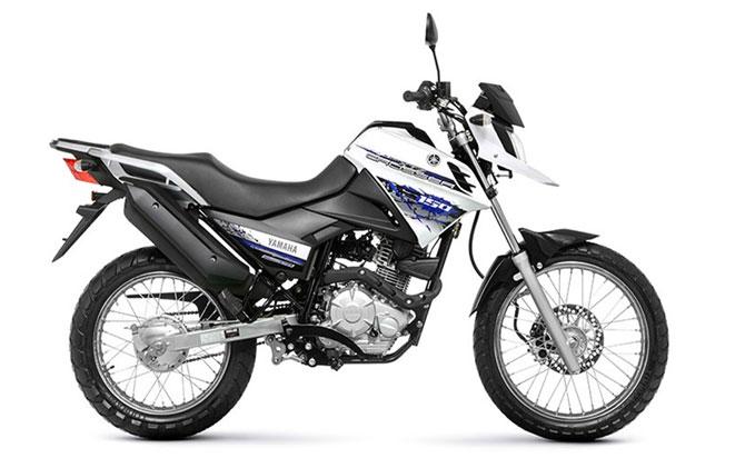 Yamaha crosser 150 ed branca