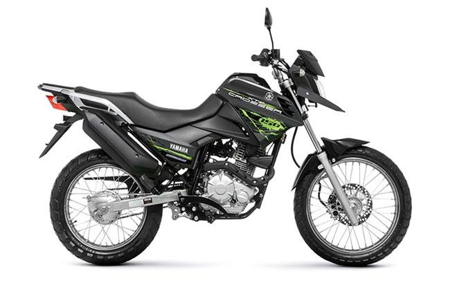 Yamaha crosser 150 ed - verde