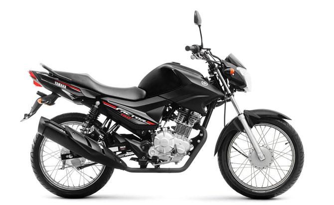 Yamaha FACTOR 150E - preta