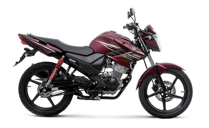Yamaha FAZER 150SED Vinho