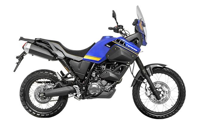 XT 250Z TÉNÉRÉ ABS Azul