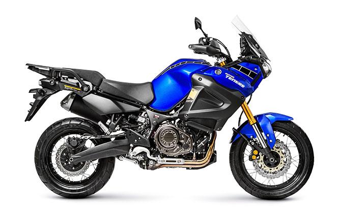XT 1200Z SUPER TÉNÉRÉ DX Azul