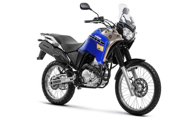 XT 250Z TÉNÉRÉ Azul