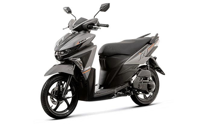 Yamaha: Neo 125cc cinza