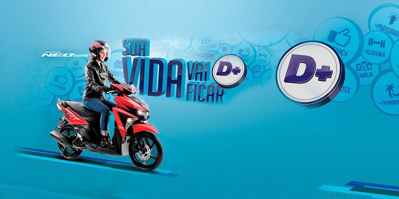 Nova Yamaha Neo 125cc