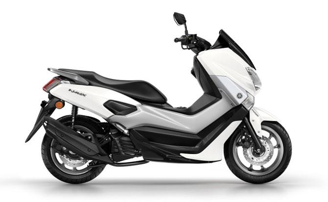 Yamaha NMAX 160 Branca