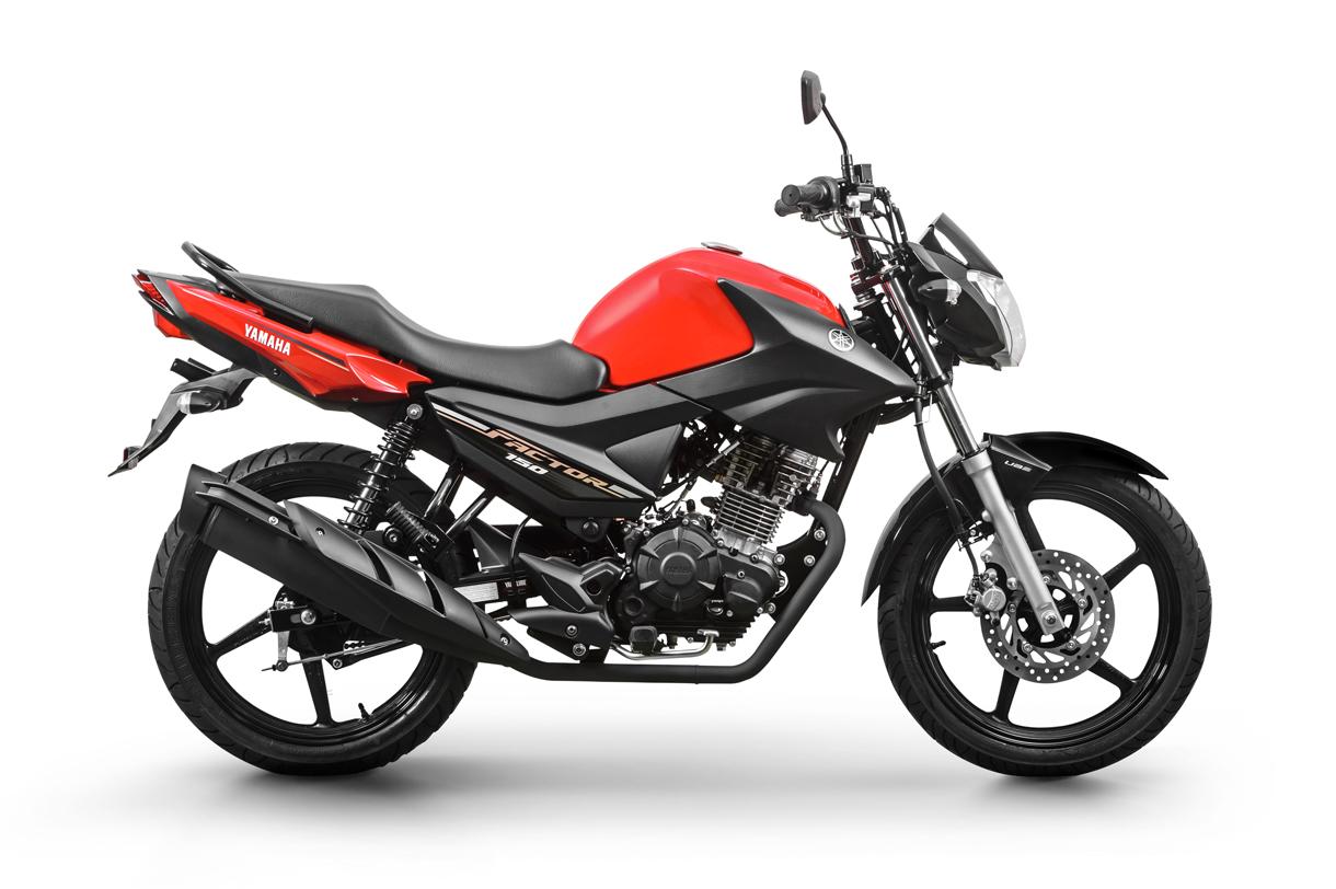 Moto_Factor_150_2020_lado_direita_red_hot